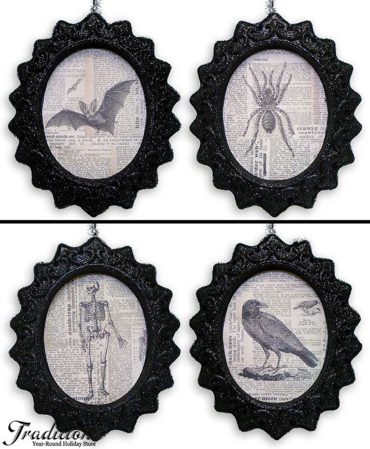halloween decorations for home or yard - Halloween Wall Decor