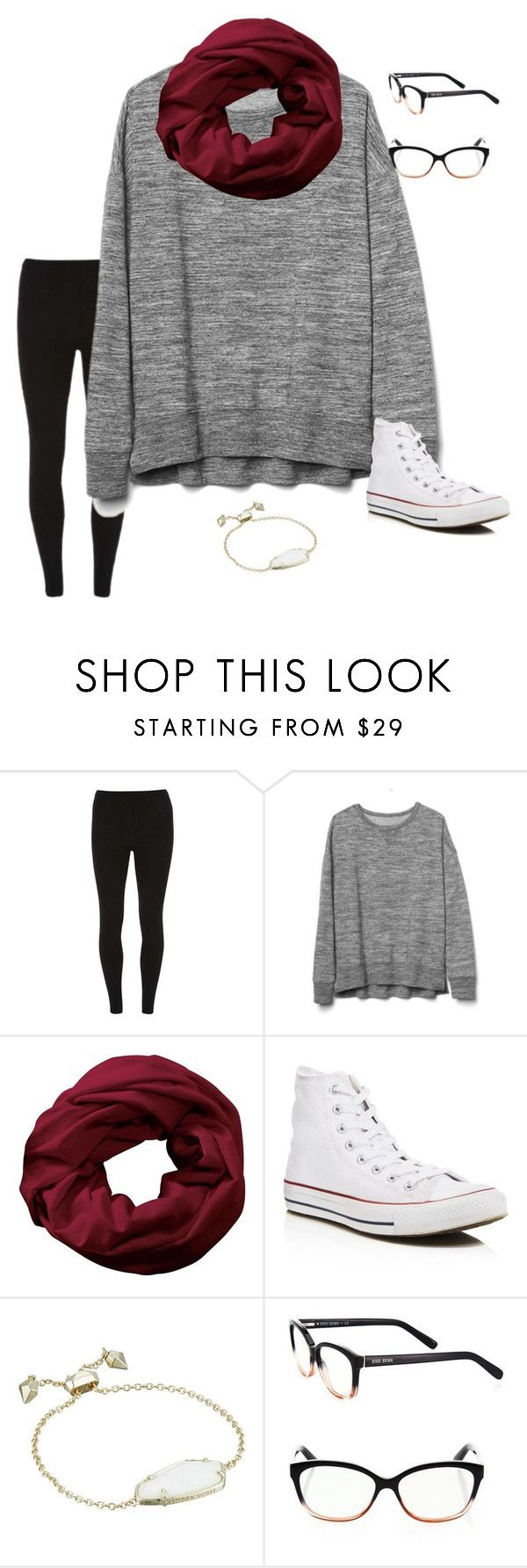 """What do y'all think of this one?"" by averycm-i ❤ liked on Polyvore featuring Dorothy Perkins, Gap, TravelSmith, Converse, Kendra Scott and Bobbi Brown Cosmetics"