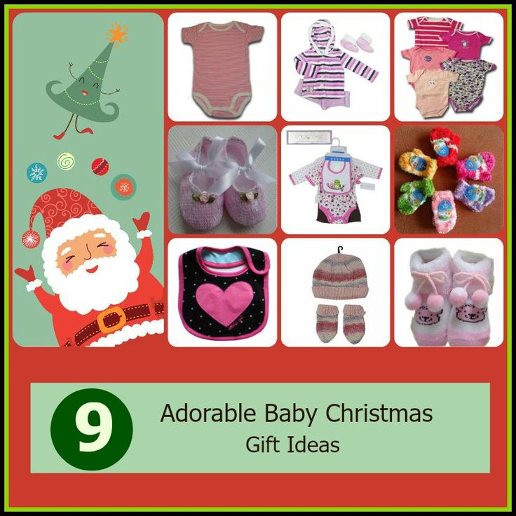 Keep these baby girl gift ideas when you're holiday shopping this year.  https://www.facebook.com/adamandevebabywear/photos/a.742306812490560.1073741828.136532249734689/765412746846633/?type=1&theater