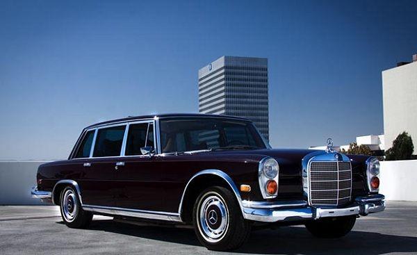 1972 model mercedes,mercedes s600,Hollywood Yıldızı 1972 MODEL MERCEDES-BENZ S600 SATILDI,mercedes s600 görüntüleri, Jack Nicholson