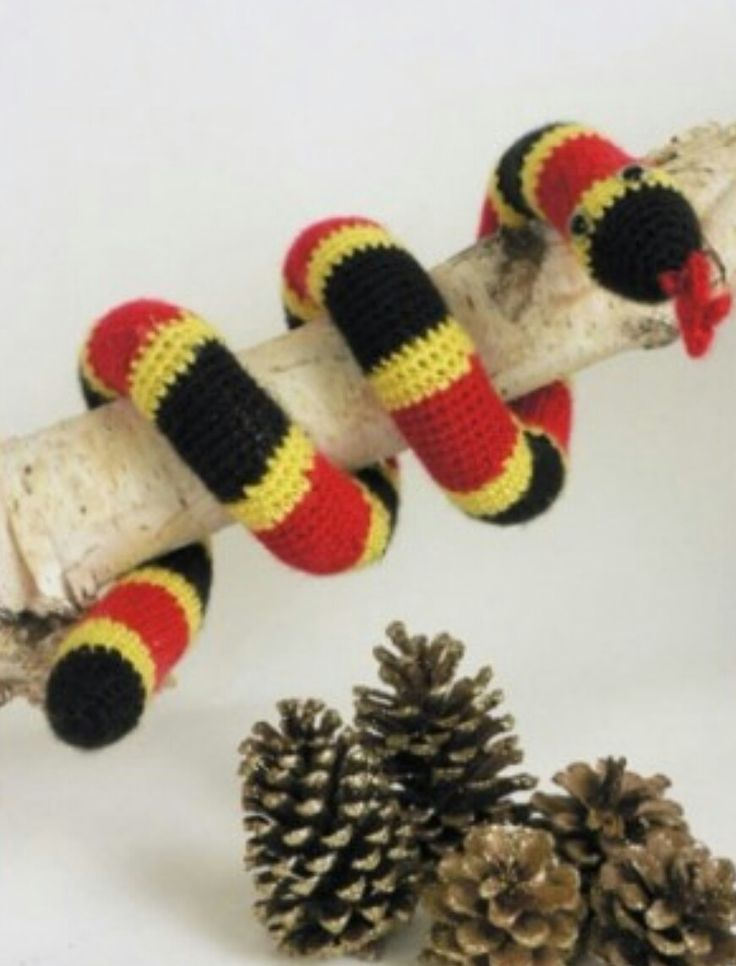 19 best Alligator & Other Reptiles Crocheted images on Pinterest ...