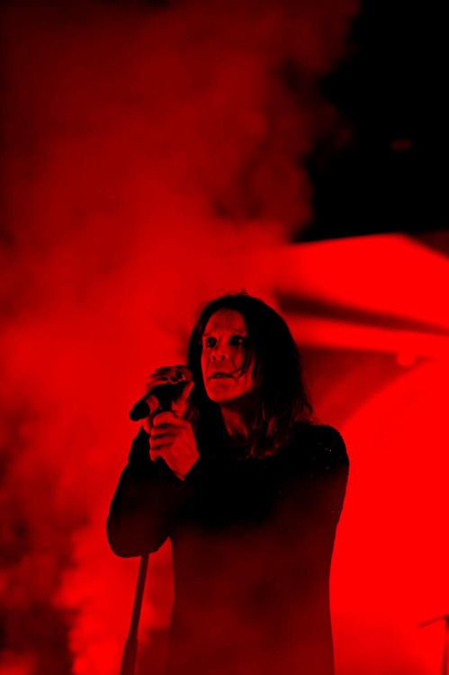 Ozzy Osbourne Black Sabbath the final tour.