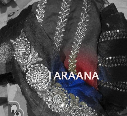 Best images about saree borders by taraana embroidery