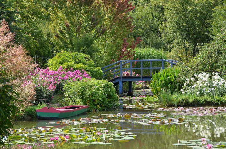 Saint-Paul (Oise) - Jardin du peintre André Van Beek. . www.andrevanbeek.com/