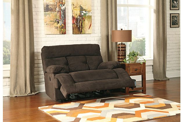 Chocolate Overly Oversized Recliner View 2 Dream House Pinterest Ps Recliners And Chocolate