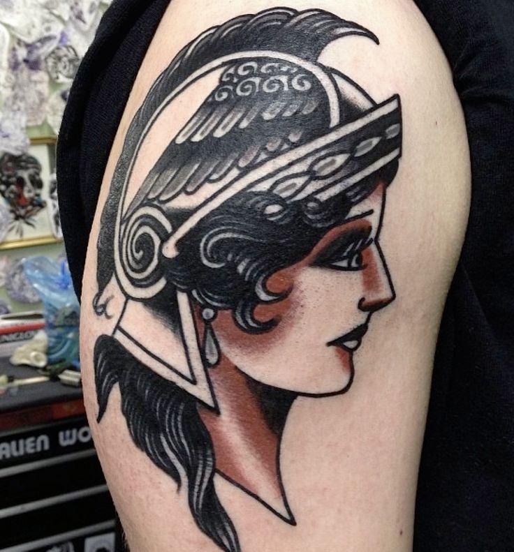 Goblet Tattoo On Forearm By Joe Ellis: 1000+ Ideas About Athena Tattoo On Pinterest