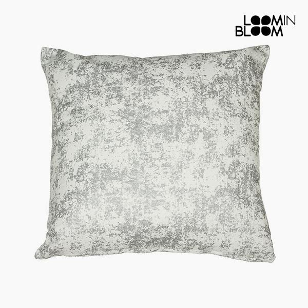 Cushion Silver (45 x 45 cm) - Cities Collection by Loom In Bloom