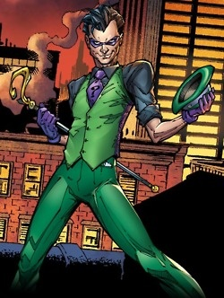 The Riddler-costume idea for boys