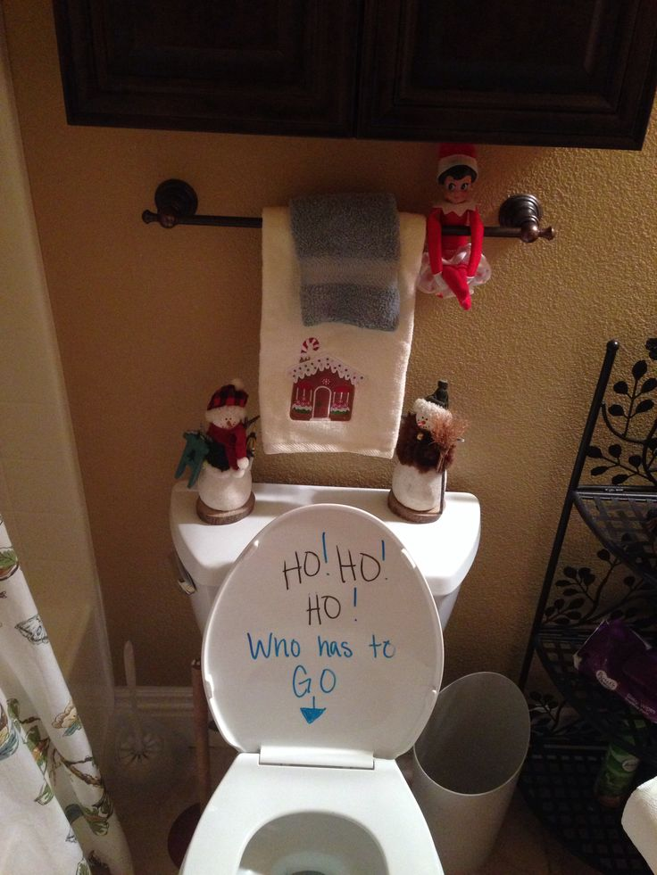 Dry erase marker easy to find and funny elf fun dry