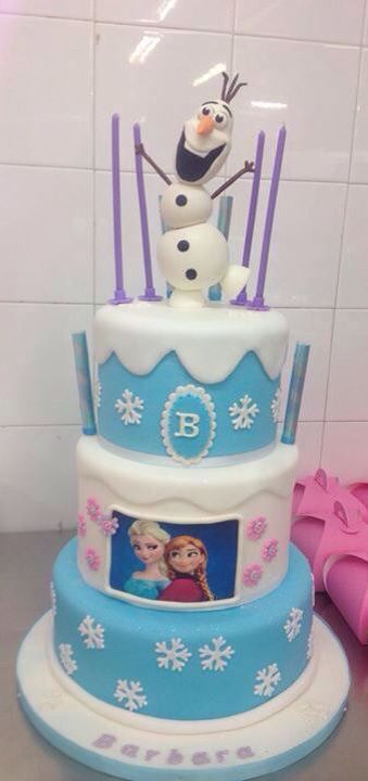 Frozen Cake - Liliana Blanco
