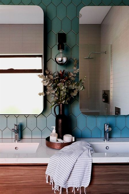 Bathroom Renovation - The Final Reveal Home remodel ideas