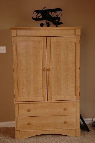 Repaint Sauder furniture.