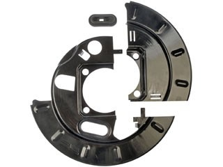 Auto Parts Canada Online Experts in the Auto Parts Industry. - Dorman Rear Brake Split Backing Plate - 2 pcs. GM Trucks