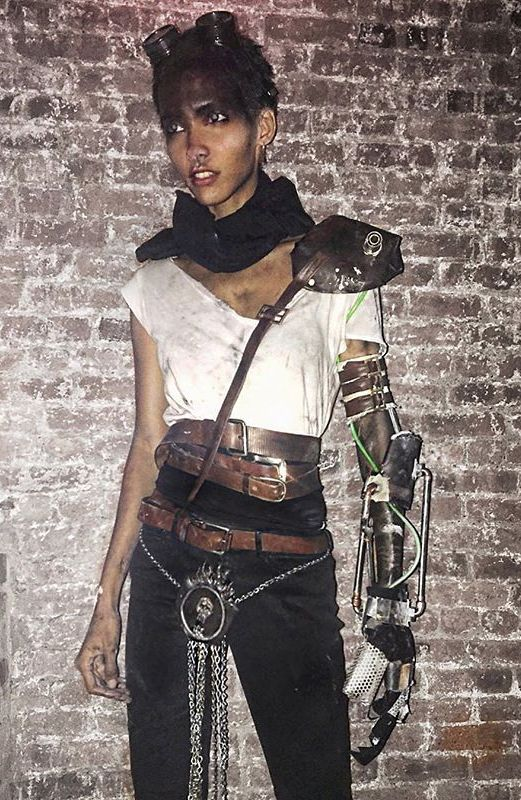 Cora Emmanuel - Mad Max | Fashion Halloween Outfit Ideas
