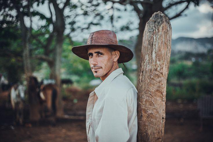 Cinematic Cuba - Portraits on Behance