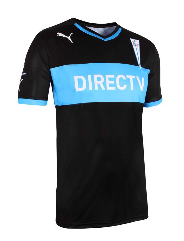 Terceira camisa da Universidad Catolica 2014-2015 Puma
