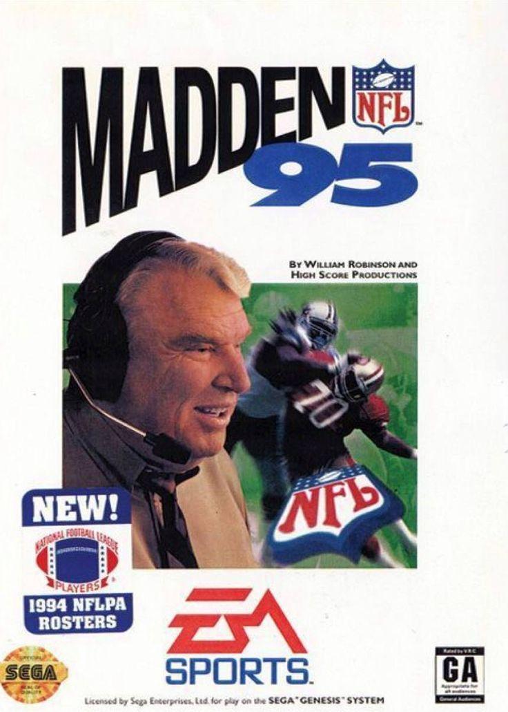 #Madden #NFL #Itsinthegame