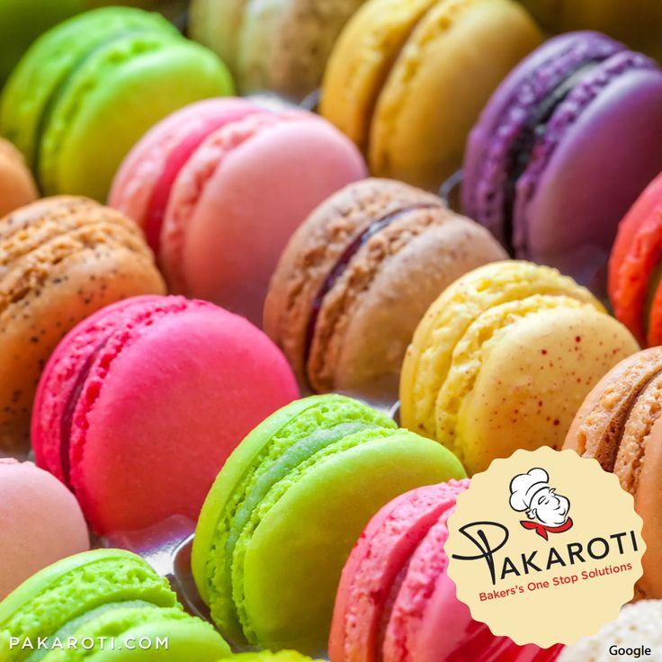 Macaroon merupakan dessert yang resep aslinya berasal dari Italia. Resep ini kemudian mulai merambah ke Perancis dan mampu menarik penggemar yang cukup banyak. Di Perancis sendiri orang lebih mengenal Macaroon sebagai karya terbaik dari Laduree. #InfoPakaroti