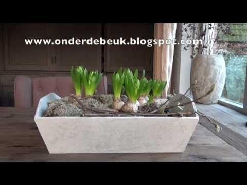 DIY Oude Schalen van Römertopf - YouTube