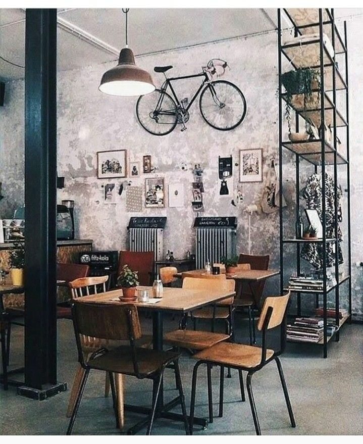 Die besten 25+ Industrie restaurant design Ideen auf Pinterest - esszimmer h amp auml ngeleuchte