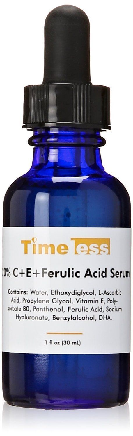 Timeless Skin Care 20% Vitamin C Plus E Ferulic Acid Serum 1 oz