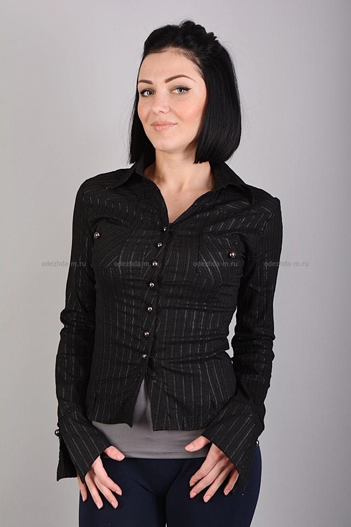 Блузка Б6003  Цена: 154 руб   Облегающая рубашка с длинными рукавами. Cостав: 100 % полиэстерРазмеры: M, L, XL, 2XL, 3XL http://odezhda-m.ru/products/bluzka-b6003    #одежда #женщинам #блузкирубашки #одеждамаркет