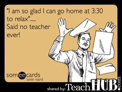 "Top 10 Teacher ""Some eCards"" | TeachHUB"