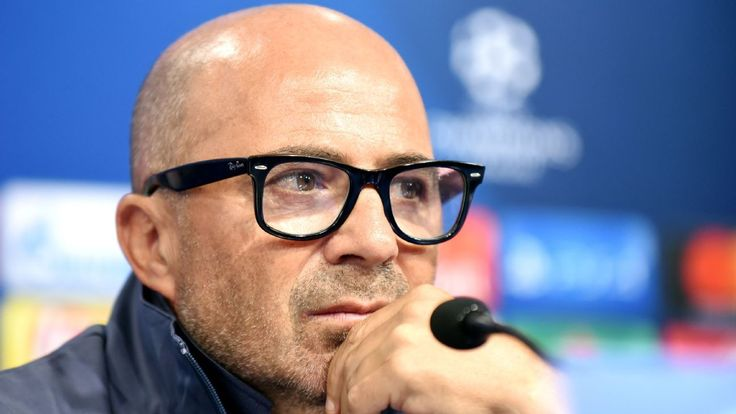Argentina reach agreement with Sevilla over Jorge Sampaoli appointment