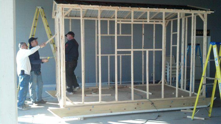 New Ice-Shanty build