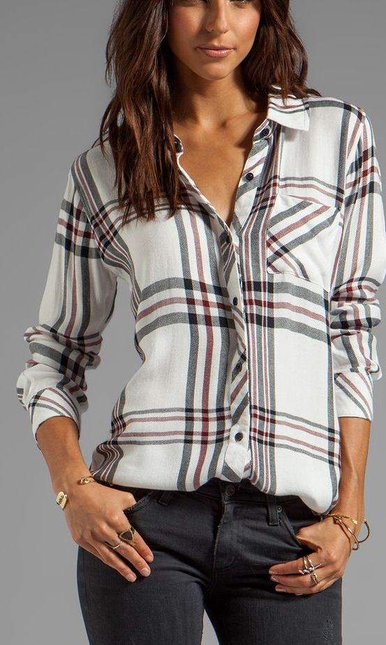 17 best ideas about plaid shirts on pinterest plaid outfits girls plaid shirt and flannel fashion. Black Bedroom Furniture Sets. Home Design Ideas