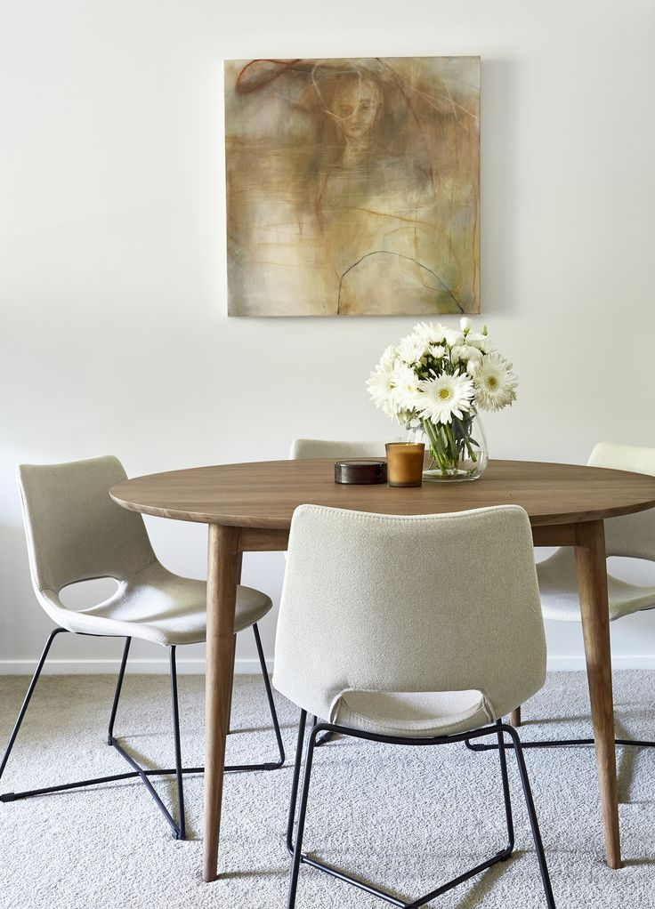 Paddington apartment: styled by Carmen Parker Styling: dining room