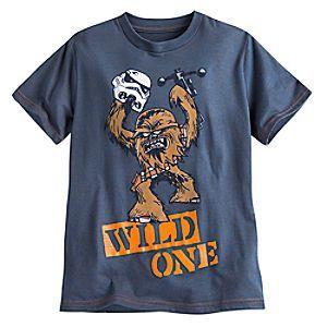 Chewbacca ''Wild One'' Tee for Boys - Star Wars | Disney Store