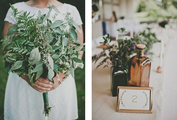 Swooning over this whimsical hotel wedding. Photos by Justine Montigny via Style Me Pretty