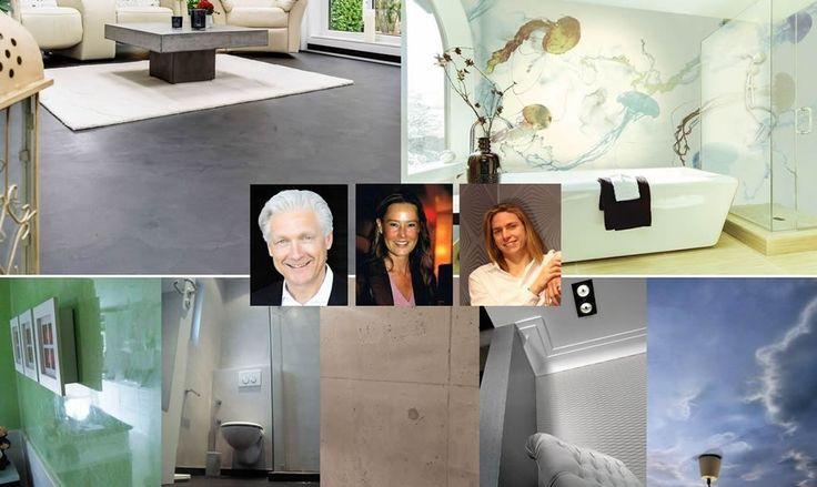 Wandgestaltung kreativ und individuell, Fassaden gestalten und kreative Bodengestaltungen in Wiesbaden, in Frankfurt und in Mainz - vom Profi.