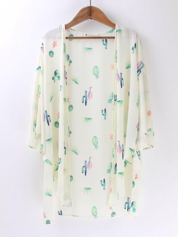 Cactus Kimono – The Rollin' J