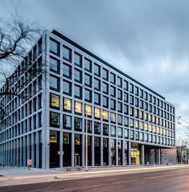 Architecture Facades: Square Grid Facade: A Collection Of