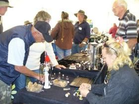 Gemfest - Festival of Gems - annually in August - Anakie Qld