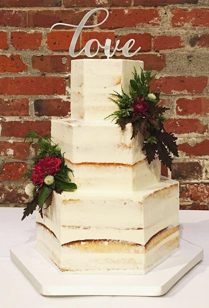 47+ Hexagon wedding cake designs ideas in 2021
