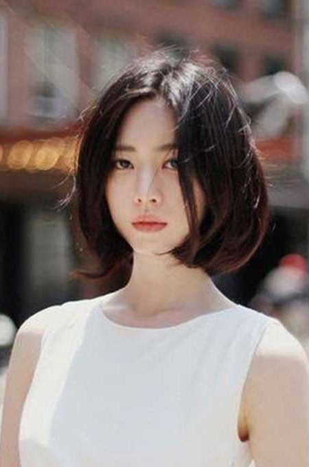 Asian Women Inspired Short Haircuts In 2019 Hairstyles Asian