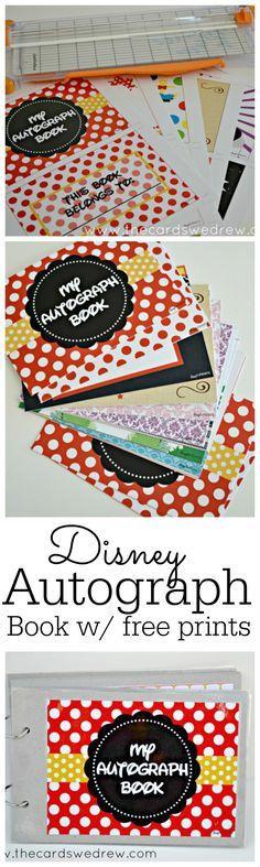 Free Disney Autograp