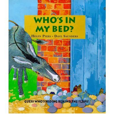 The little grey donkey is ready for bed, but somebody else is in his stable! All the animals are in the wrong places - what can the tired little donkey do