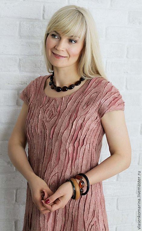 Платье Драгоценный палисандр – купить в интернет-магазине на Ярмарке Мастеров с доставкой