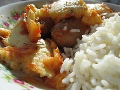 Through Grandma's Cookbook: Savoury Supper