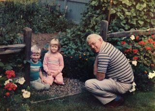 I'm fundraising, in memory of my Papa, for the Walk to End Alzheimer's. Join our team and the effort! #Alzheimers #Fundraising