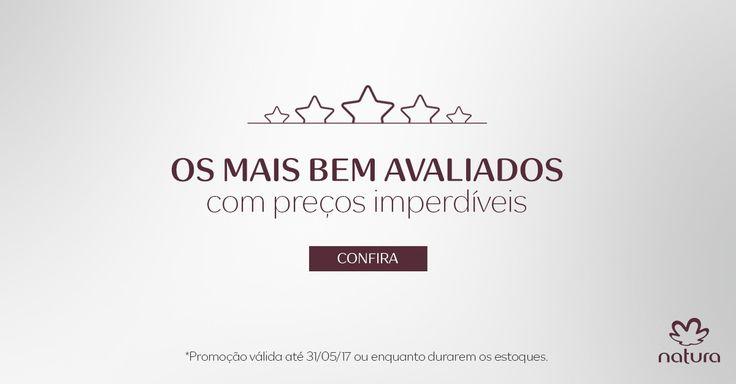 Flavia&Carlos Divulgações!!!: Natura Cosméticos e Perfumaria - Promoção Válida a...