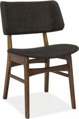 Franco деревянный стул с мягкой обивкой