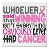 What Breast Cancer Cannot do -