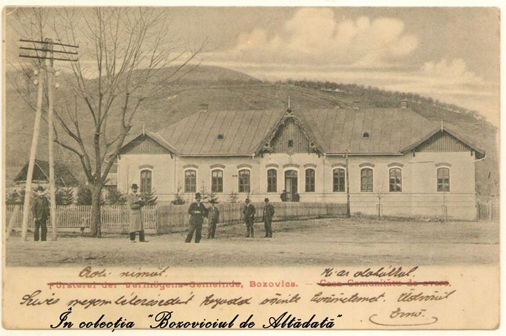 Clasica, nedivizata, circulata in 1910 (din ce pot deduce de pe verso), gasita in Bucuresti prin intermediari, prieteni, I know a guy who knows a guy who knows another guy... carora le multumesc pentru ajutor ;) (Bozovici. old postcards. vintage postcards) #descoperabozovici