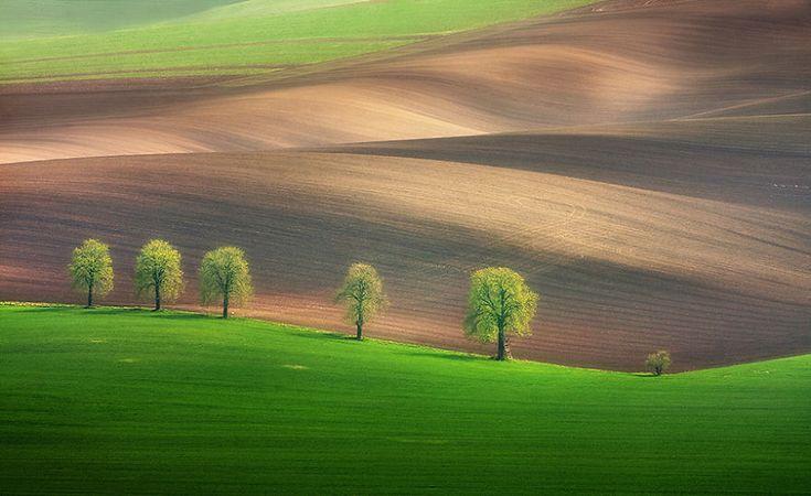 Moravia in The Czech Republic