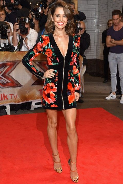 Cheryl's Style Evolution | Marie Claire